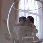 'Pas-de-Chrystal' video performance with Danny Molenaar